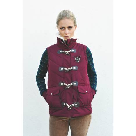 Horseware Polo Biba Padded Vest - Ladies