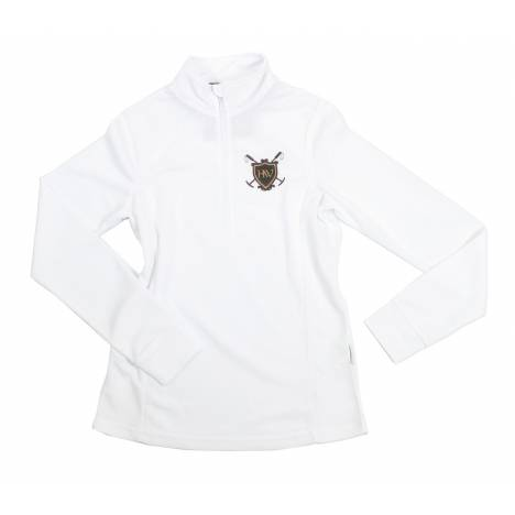 Horseware Polo Elena Tech Top - Ladies, Long Sleeve