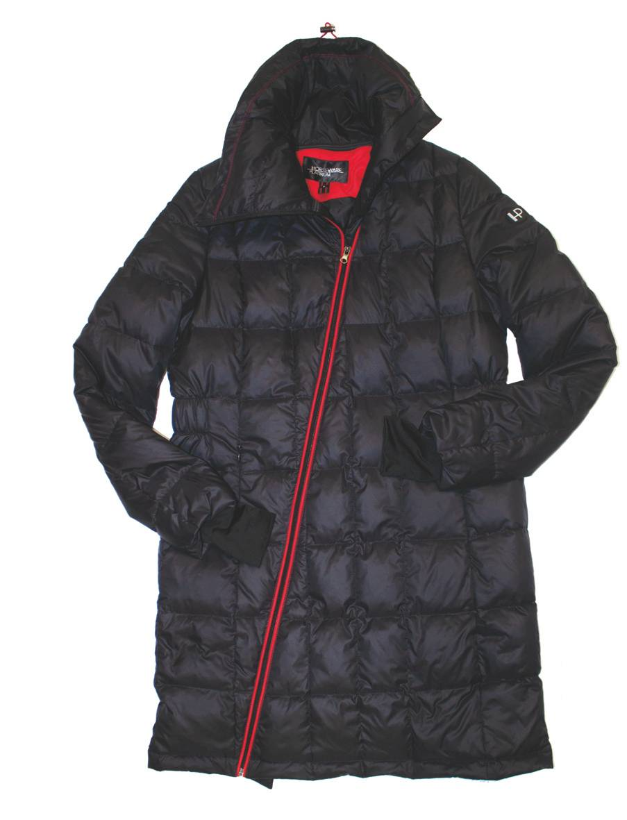 Horseware Platinum Atina Long Down Coat - Ladies