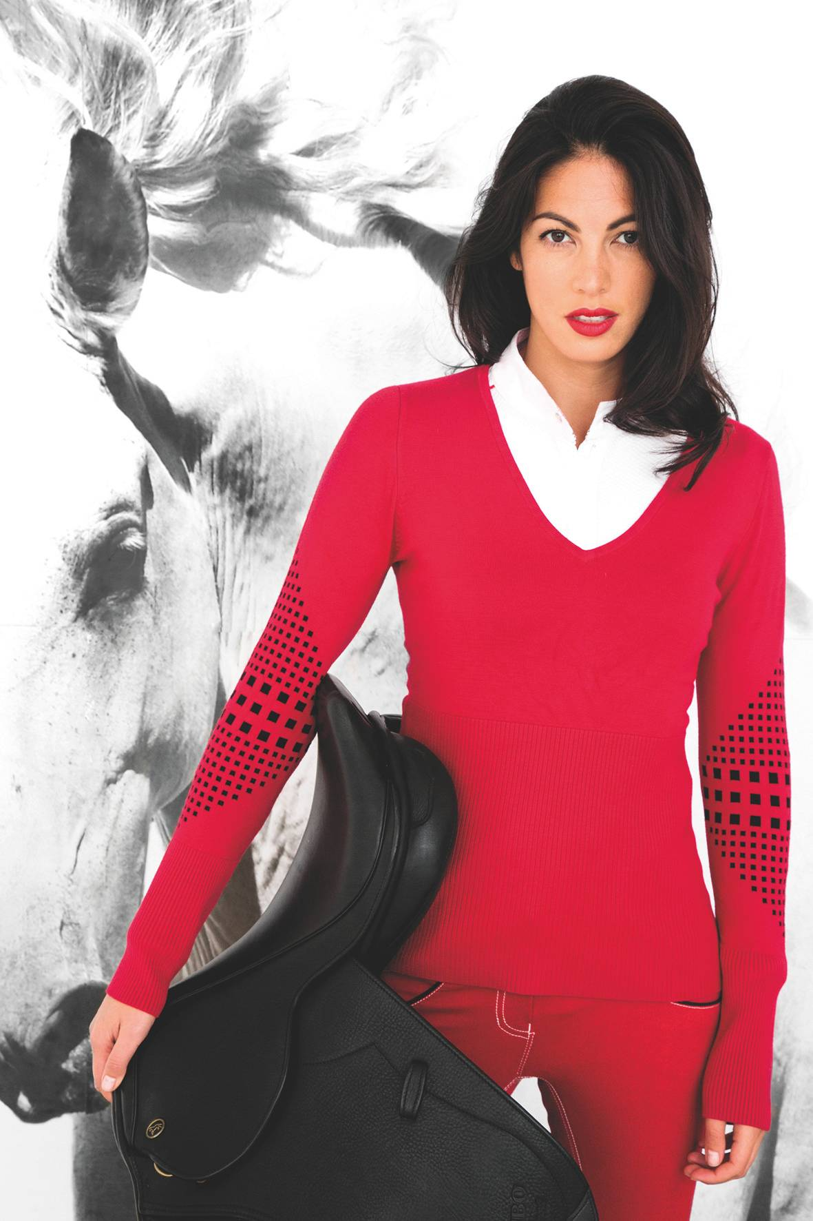 Horseware Platinum Sina Knit Top - Ladies