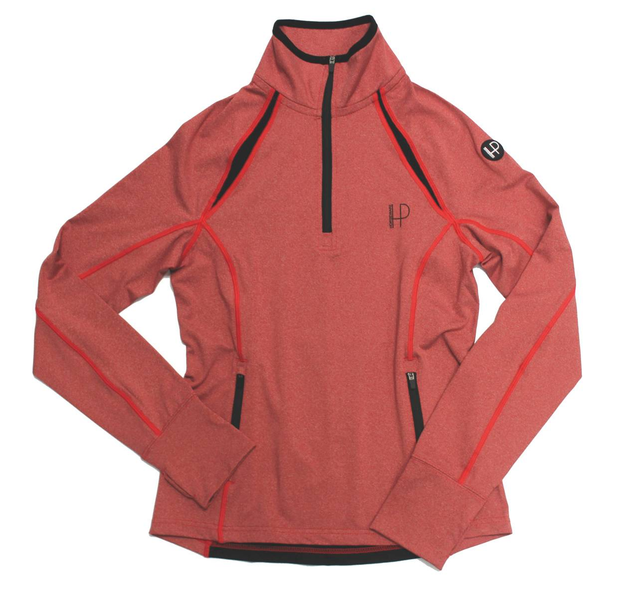 Horseware Platinum Katia Tech Top - Ladies, Long Sleeve