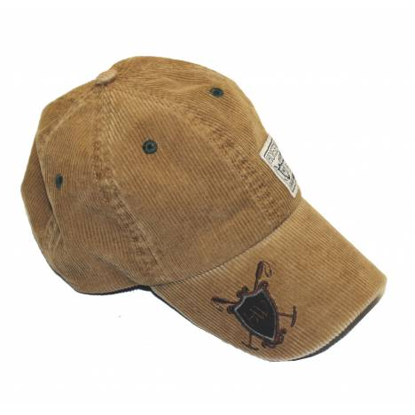 Horseware Polo Corduroy Cap - Ladies