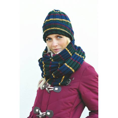 Horseware Polo Hat and Scarf Set - Adult