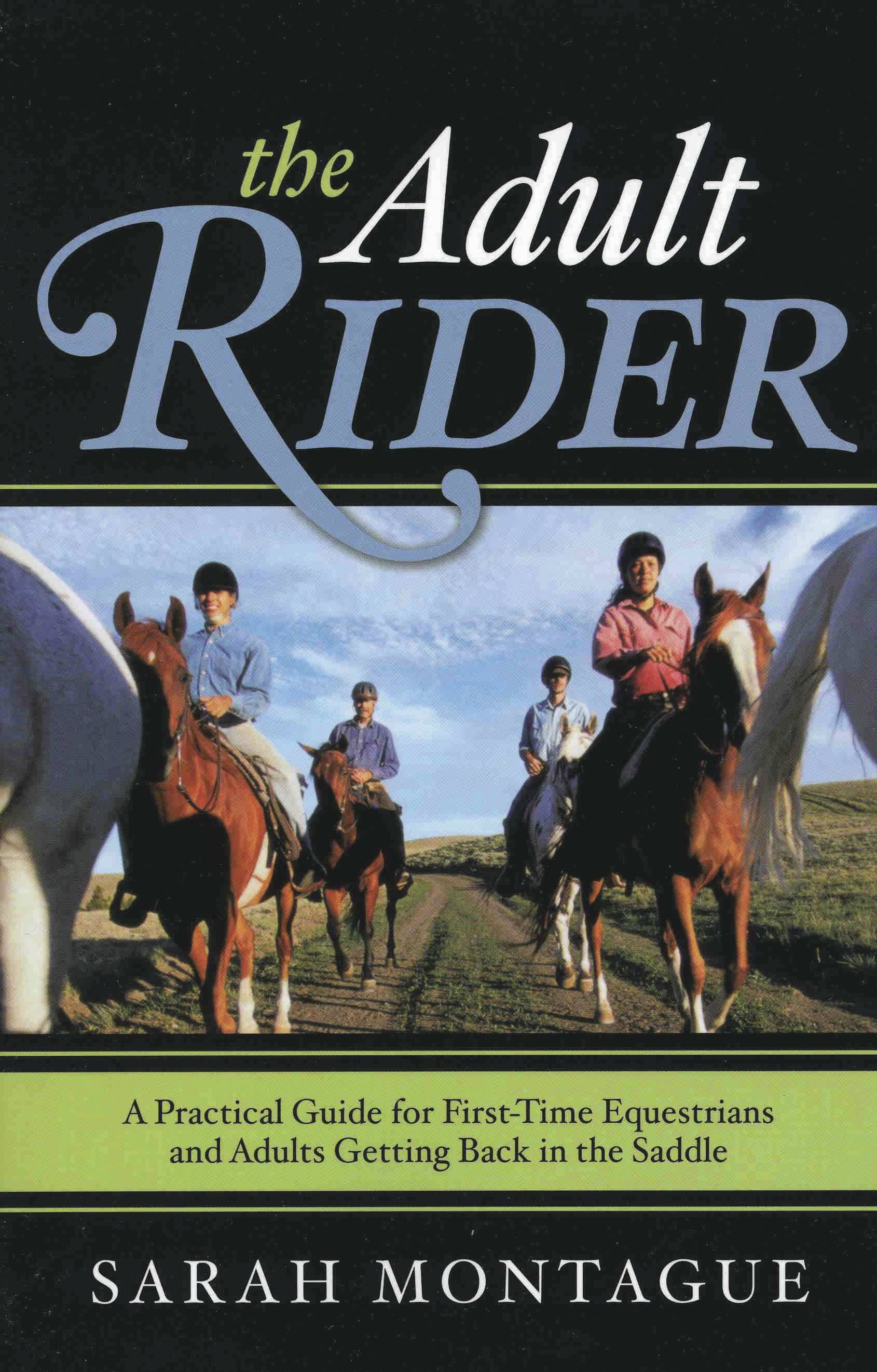 The Adult Rider