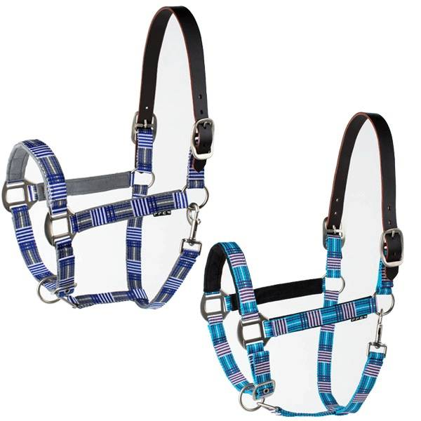 Millstone German Check Breakaway Halter