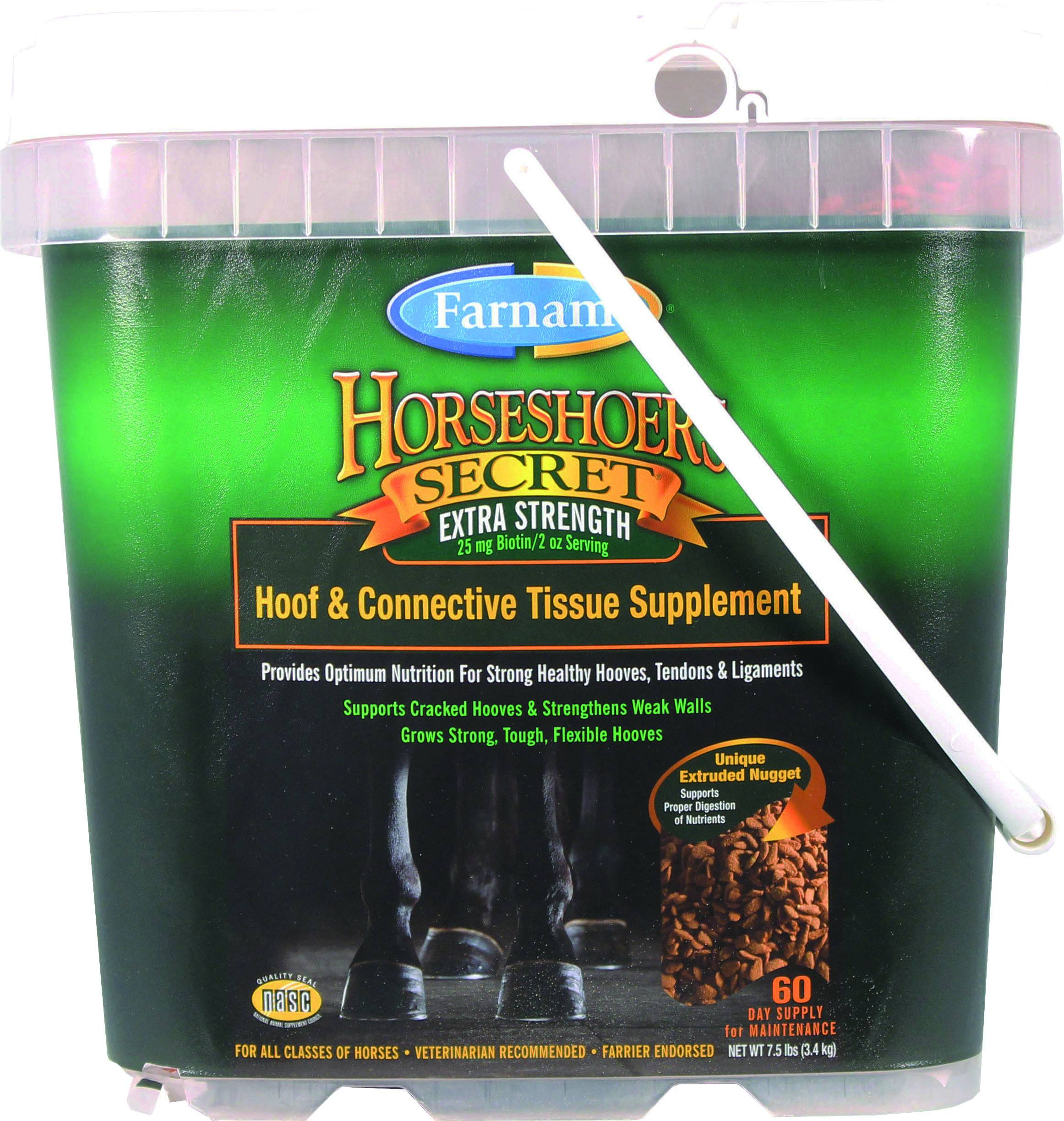 Horseshoer's Secret Extra Strength