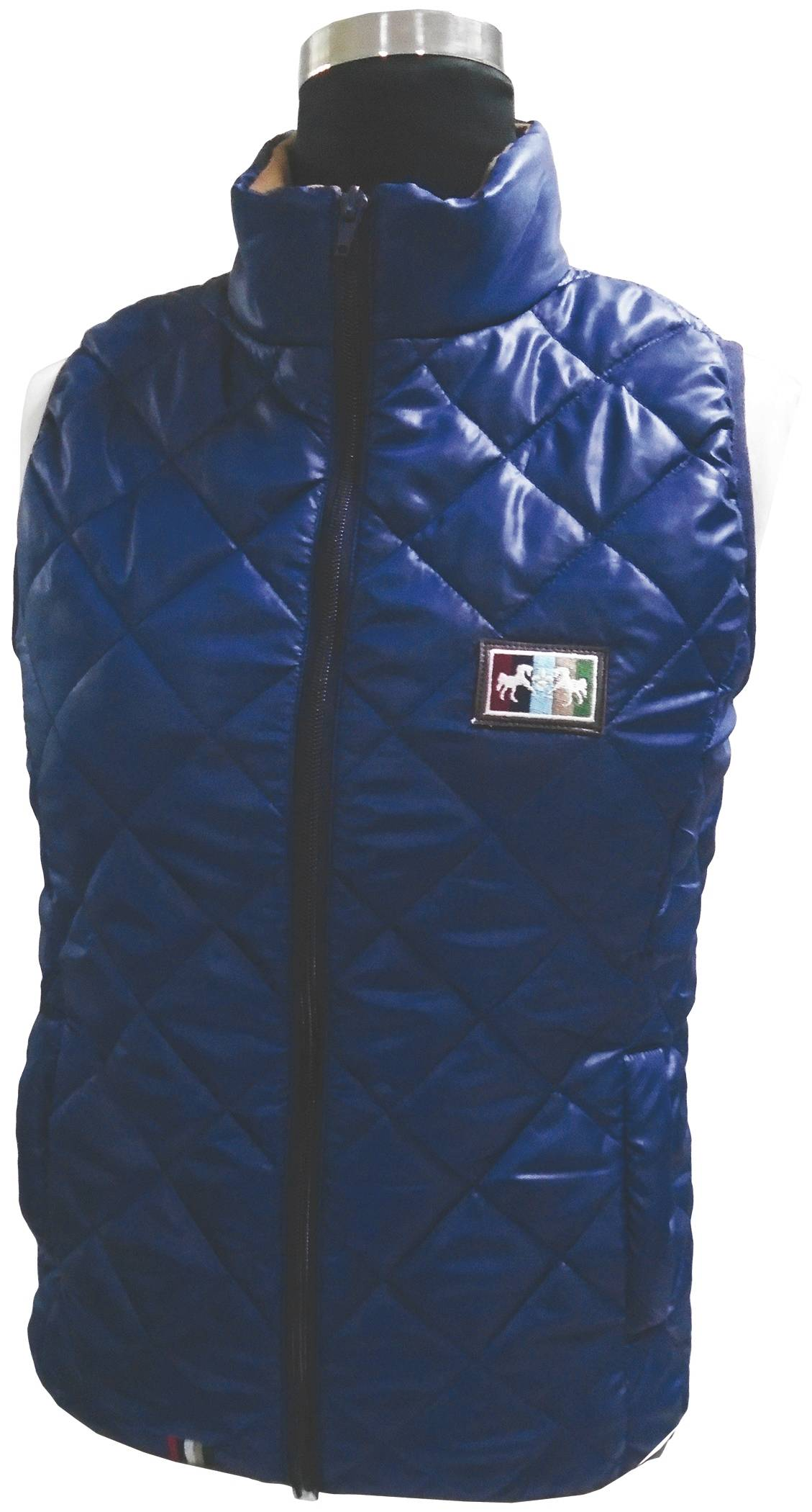 Equine Couture Kendall Quilted Vest - Ladies