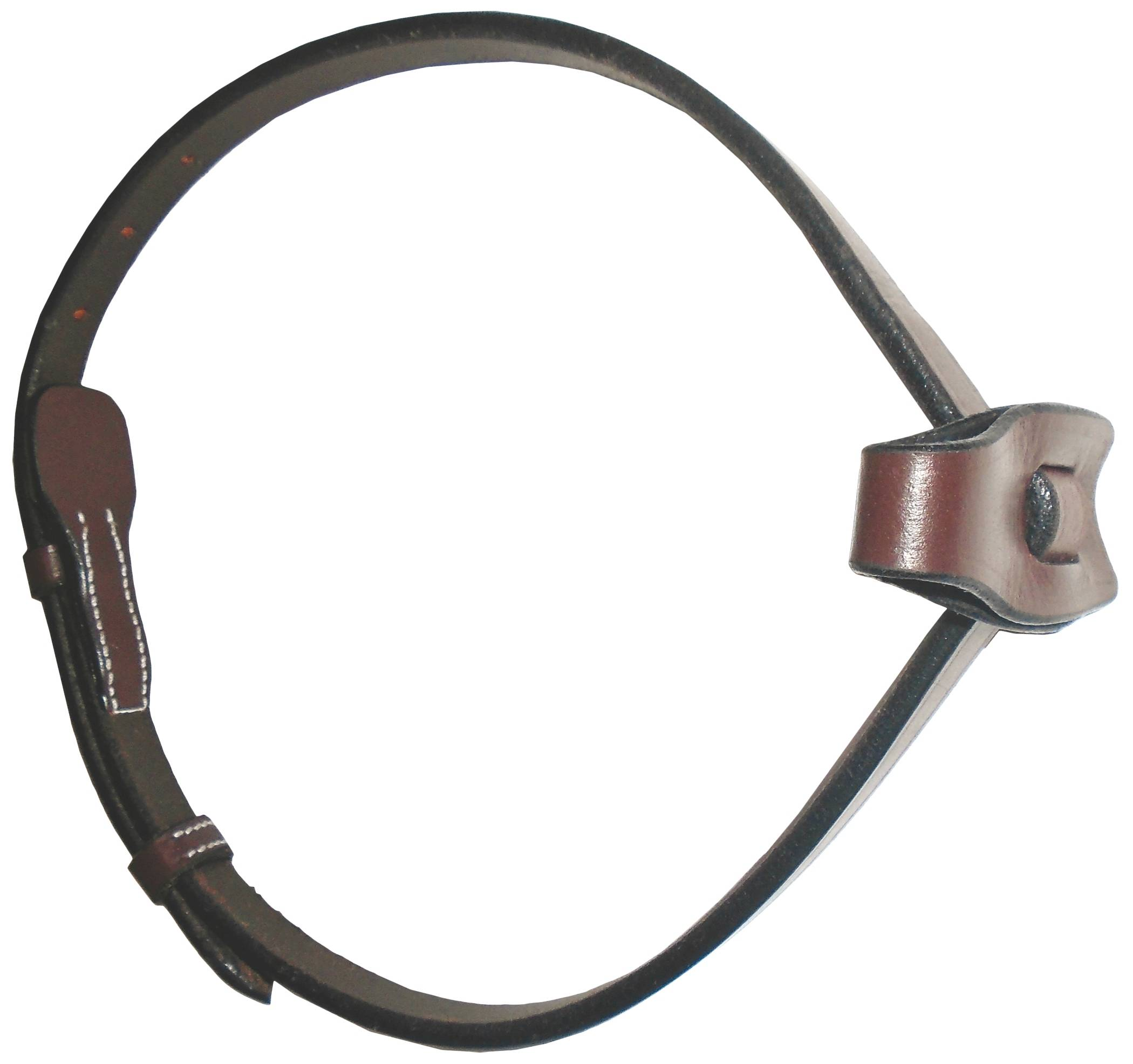 Henri de Rivel Flash Noseband w/ Convertor