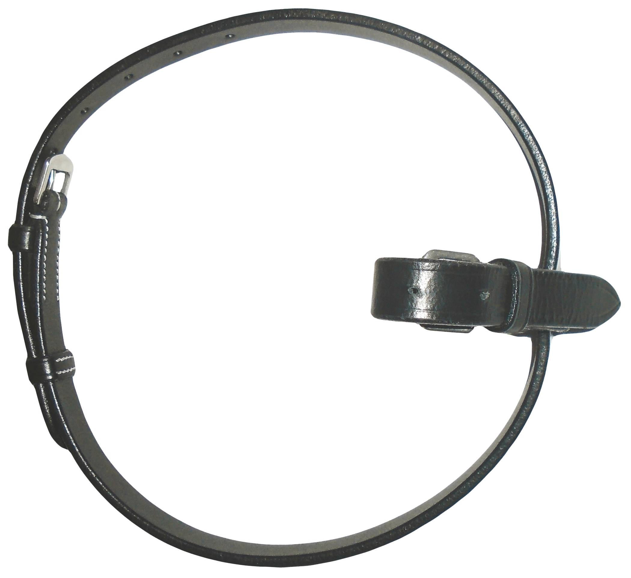 Henri de Rivel Buckle Flash Noseband Convertor