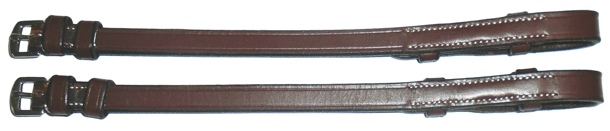 Henri de Rivel Cheeck Straps For Bridle