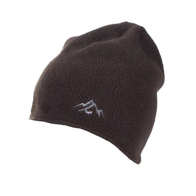 Outlet - Horze Spirit Enja Fleece Hat, Dark Brown