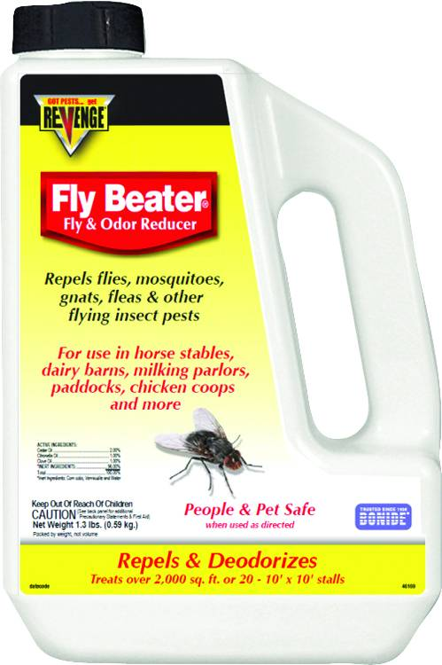Revenge Fly Beater And Odor Reducer - 2 LB