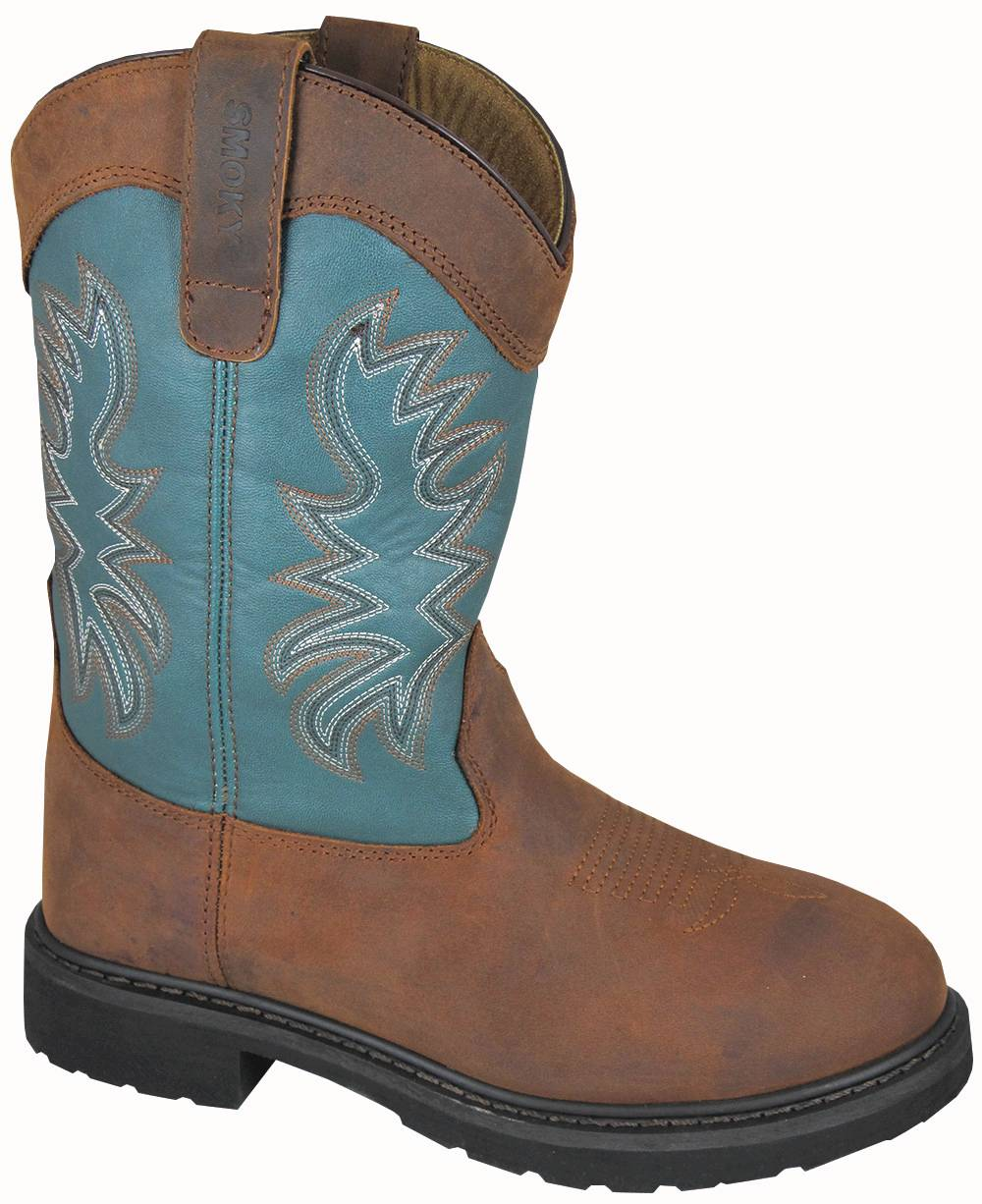 Smoky Mountain Men's Grady Boots