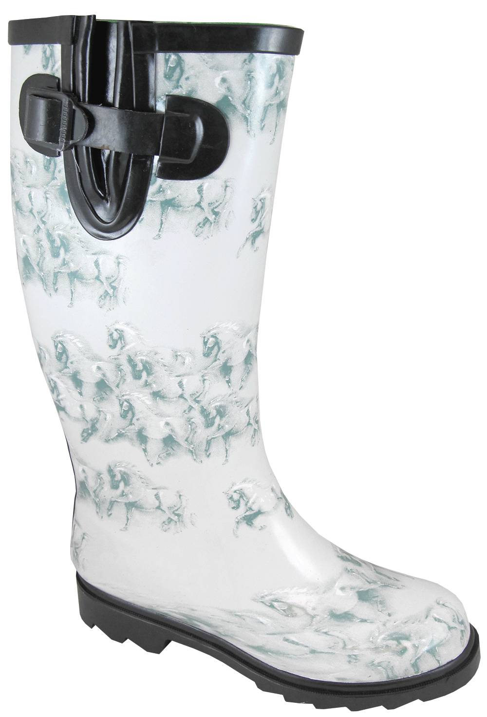 Smoky Mountain Ladies Misty Rubber Boots
