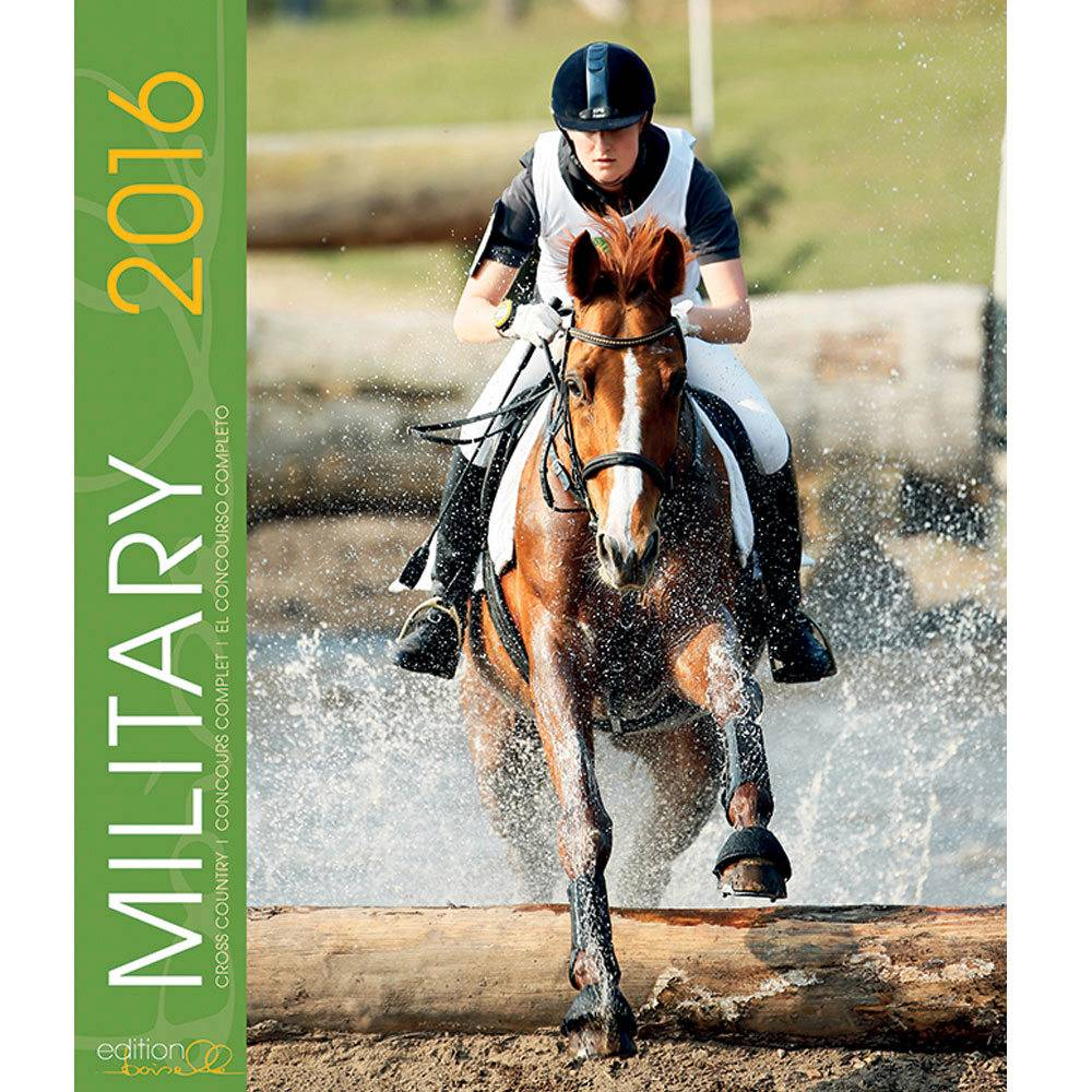 Gabriele Boiselle Event 2016 Calendar Cross Country