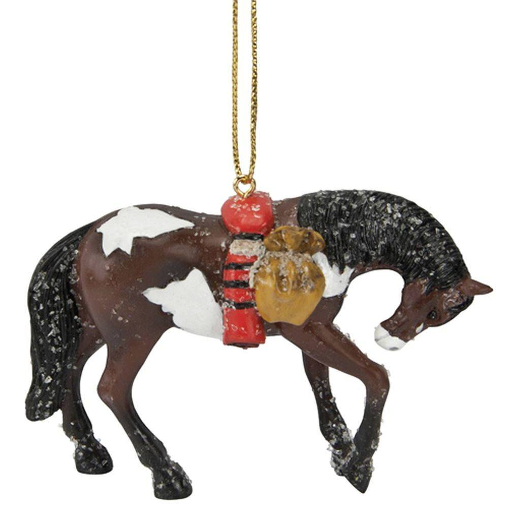 The Trail Of Painted Ponies Trail of Tears Ornament