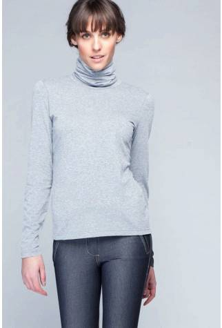Asmar Luxe Bamboo Turtleneck - Ladies