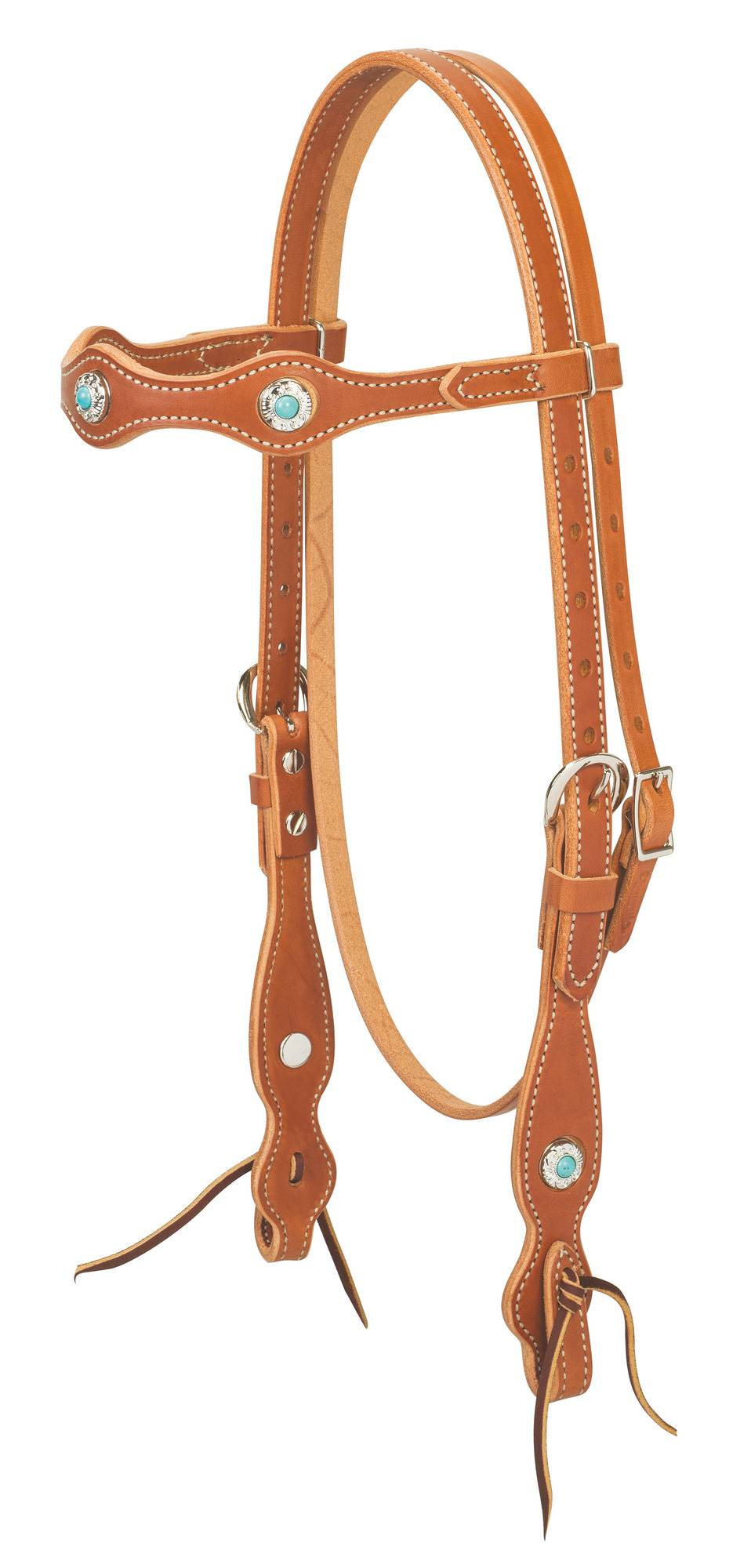 Weaver Snap Tack Browband Headstall