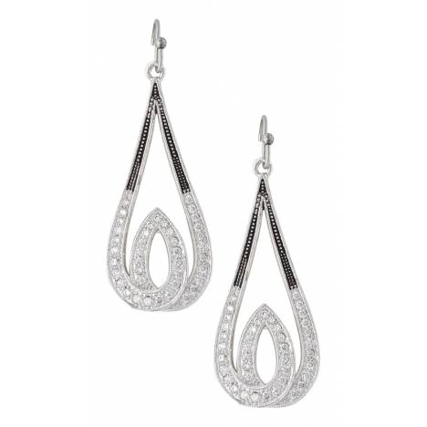 Montana Silversmiths Frost's Candlelight Earrings