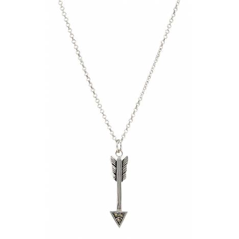 Montana Silversmiths Sparks Will Fly True Arrow Necklace