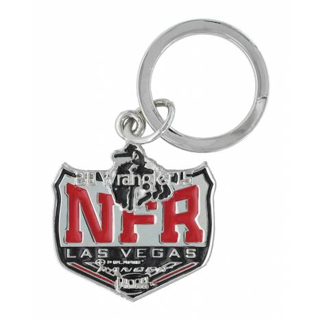 Montana Silversmiths NFR 2015 Key Ring