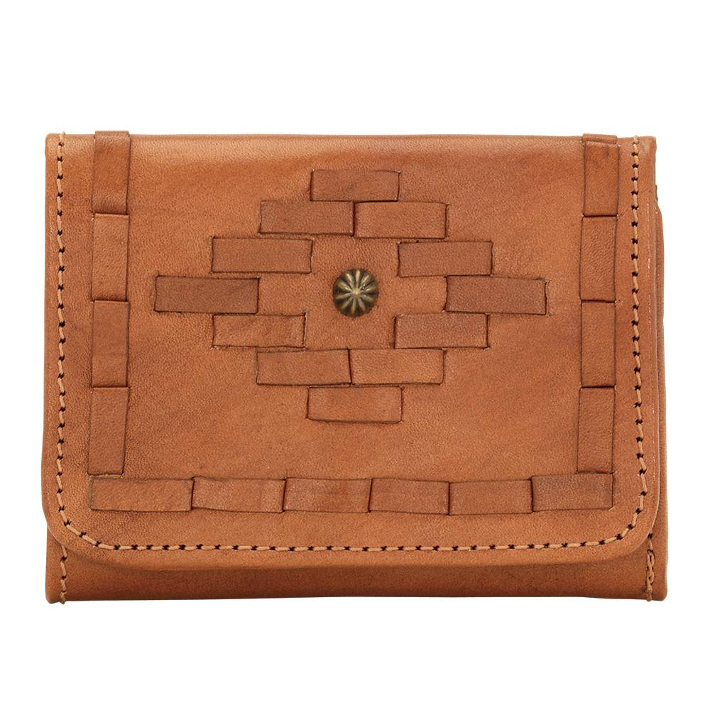 AMERICAN WEST Amber Waves Small Ladies' Tri-fold Wallet