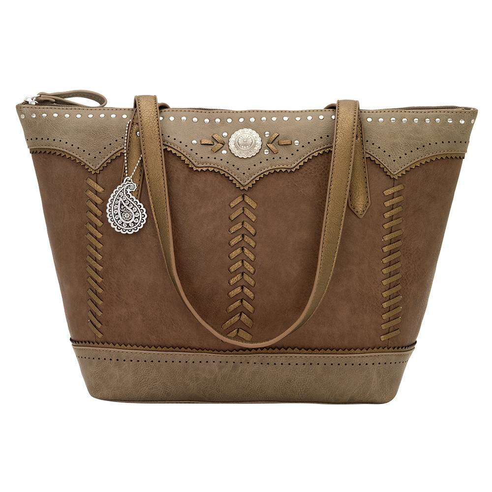 Bandana Grand Junction Zip Top Tote