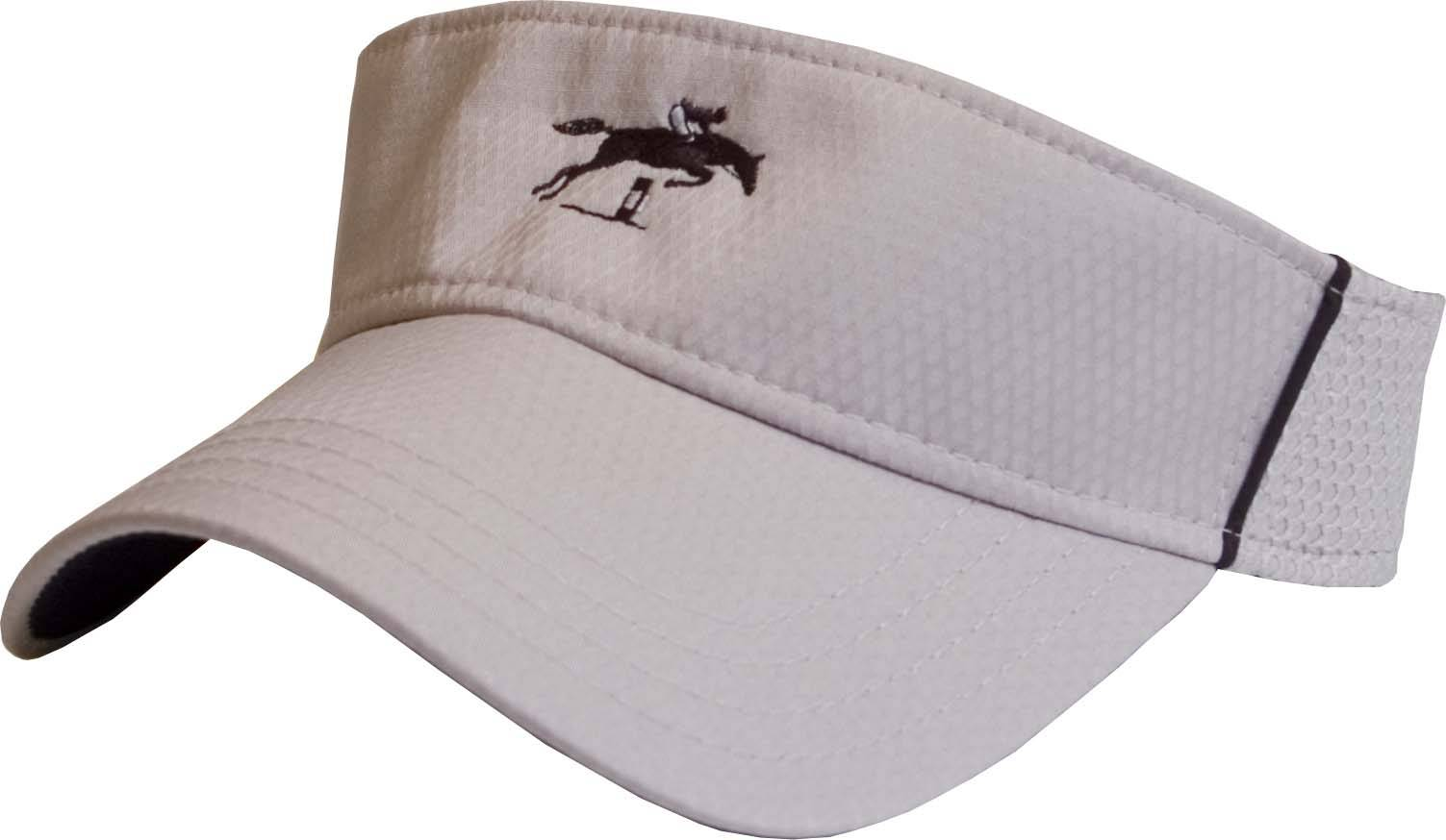 Stirrups Ladies Smaller Jumper Embroidered Visor