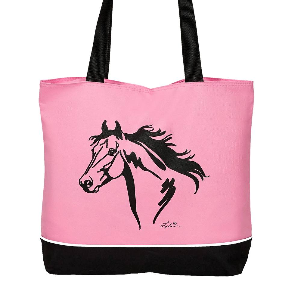 Ladies' Horse Head Tote
