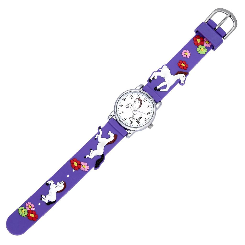 Kids White Horses Watch
