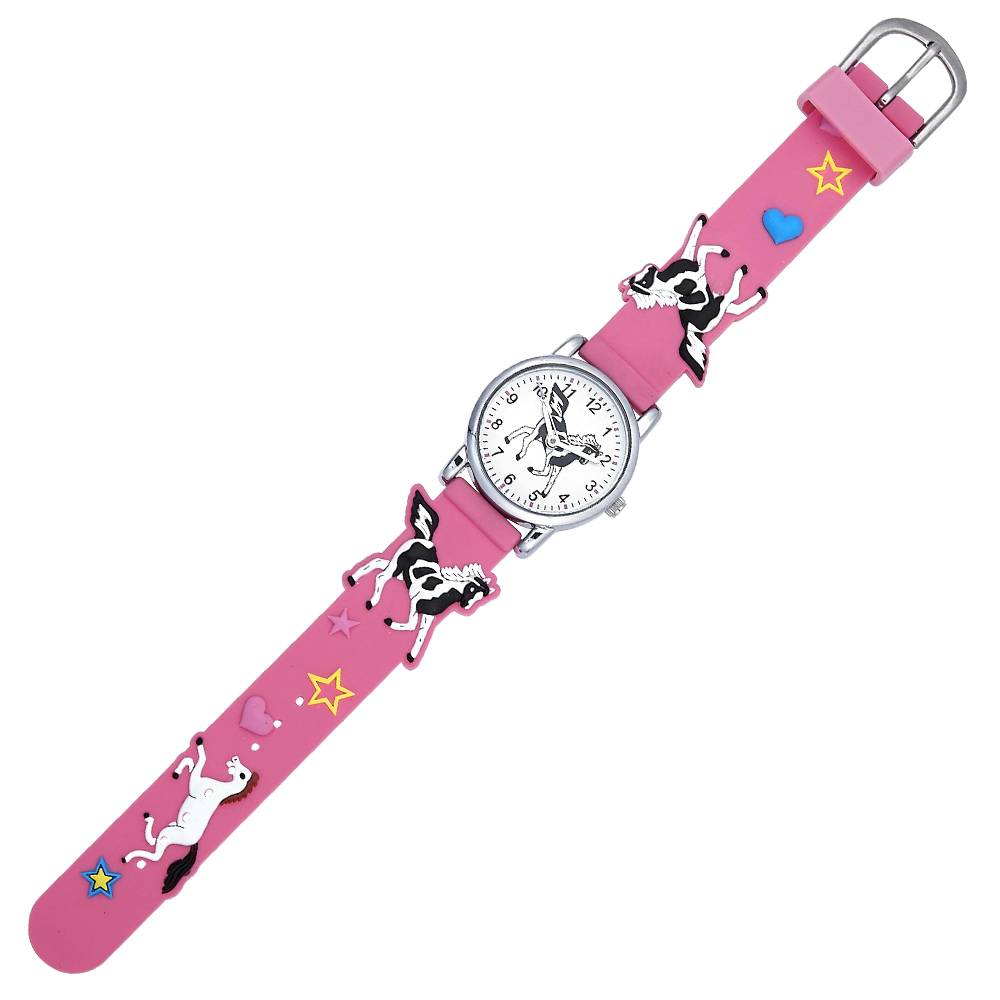 Kids' Paint Horse Watch