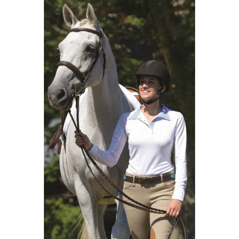 Shires Equestrian Style Show Shirt-Ladies