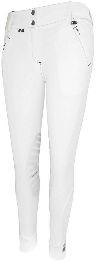 Equine Couture Ladies Beatta Knee Patch Breeches
