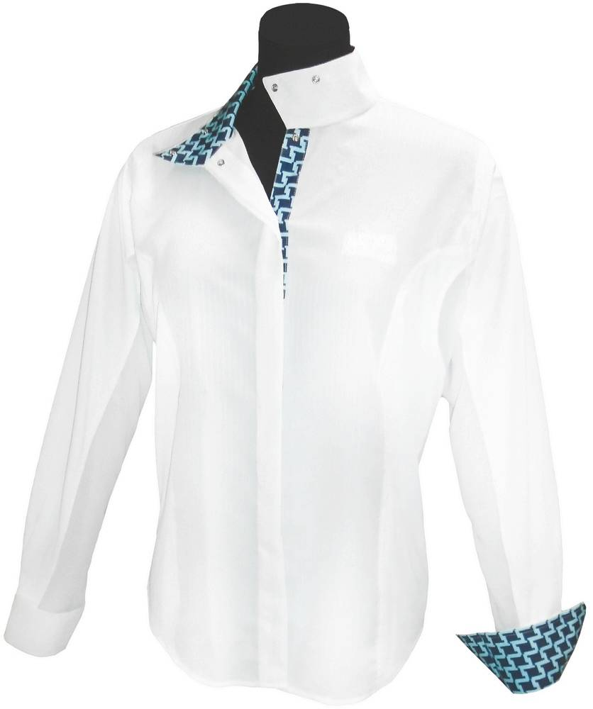 Equine Couture Kid's Geo Show Shirt