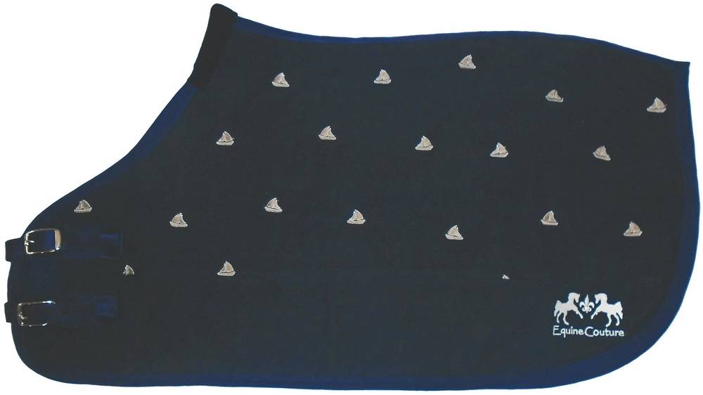 Equine Couture Boat Cotton Sheet