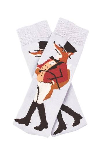 Lettia Ladies Bamboo Boot Sock - Snooty Fox