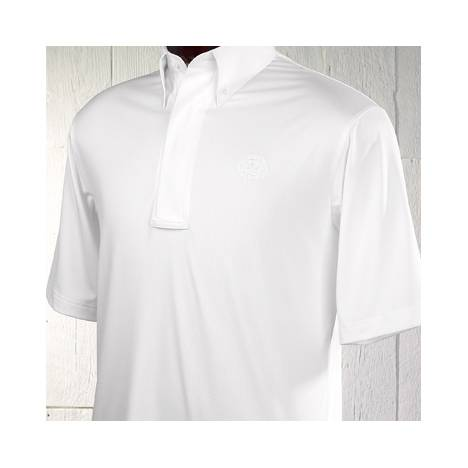 Essex Mens Talent Yarn Luca Short Sleeve Show Shirt