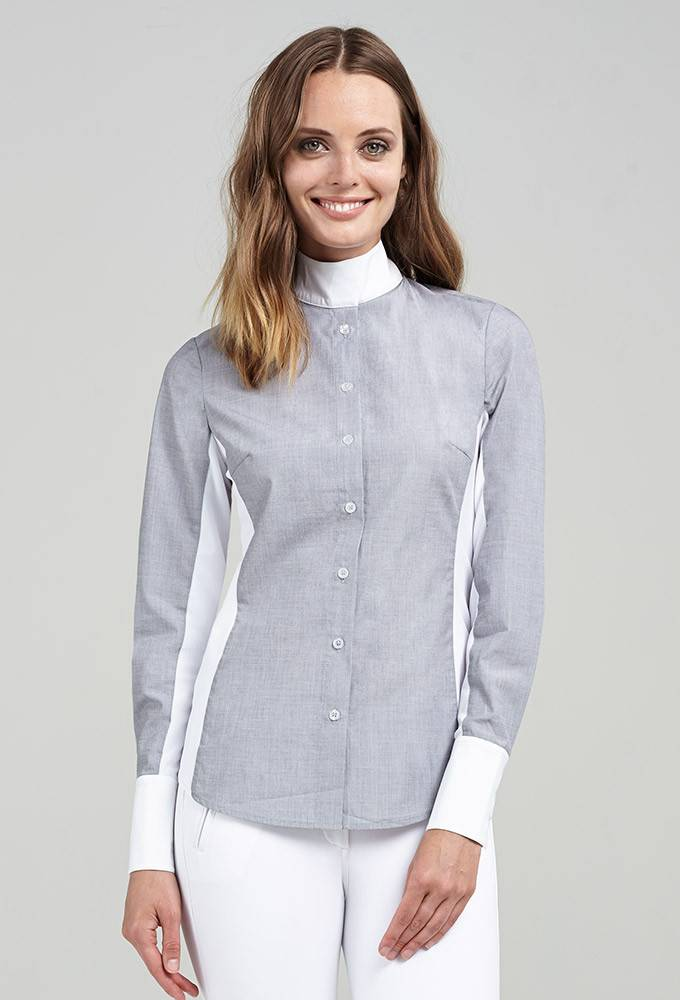Asmar Oxford Show Shirt - Ladies