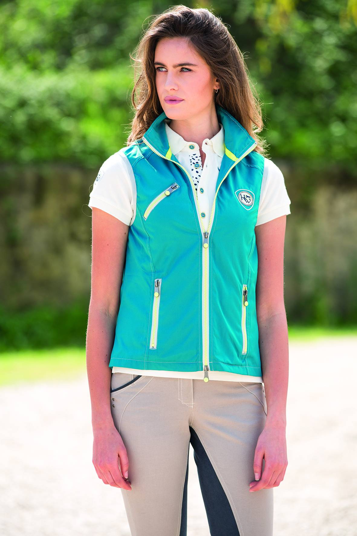 Horseware Light Weight Orla Vest - Ladies