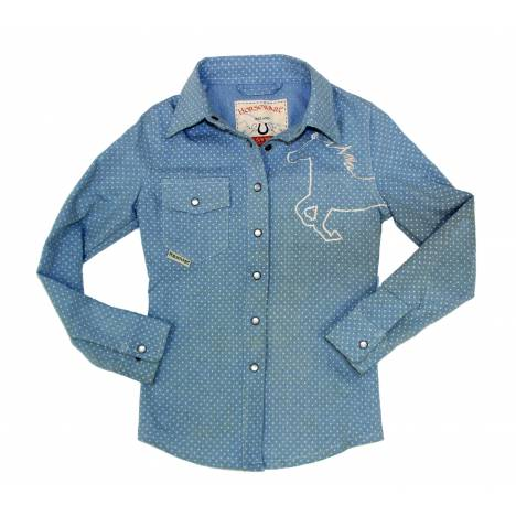 Horseware Chambray Shirt - Kids
