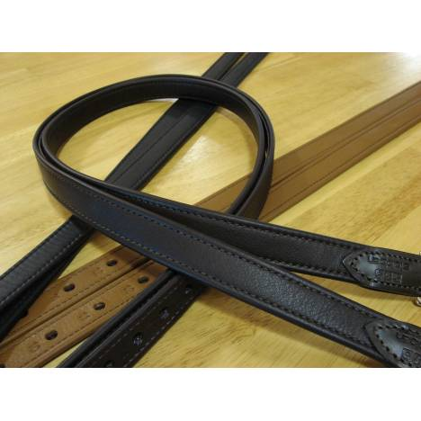 Stubben Wrapped Stirrup Leathers