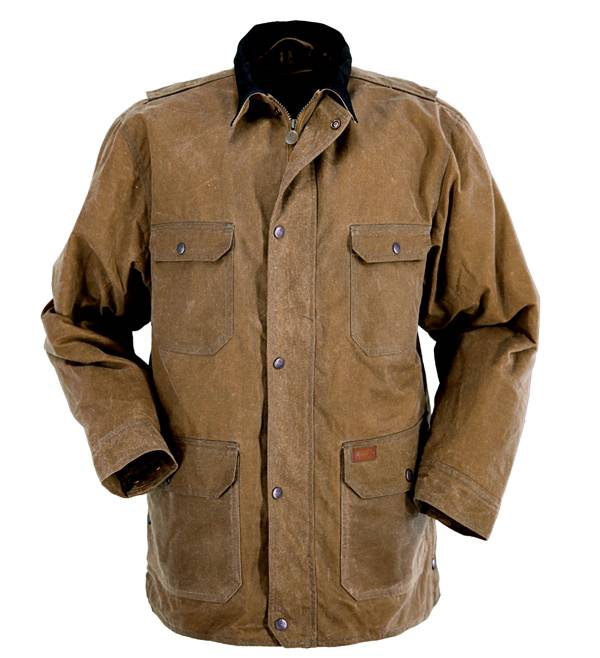 Outback Trading Men's Gidley Jacket