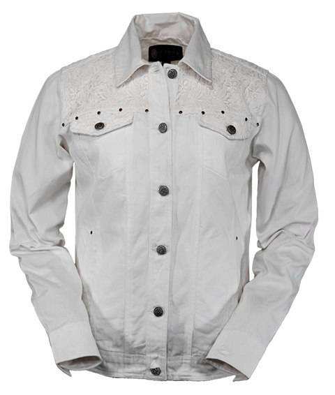 Outback Trading Pearl Jacket- Ladies
