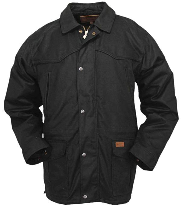 Outback Pathfinder Oilskin Jacket- Men's