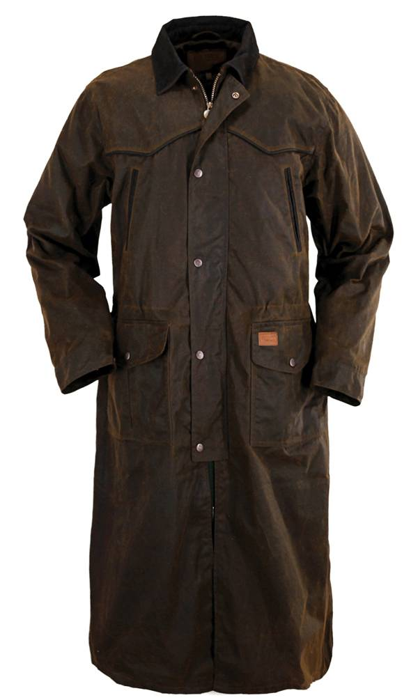 Outback Trading Pathfinder Duster- Men's