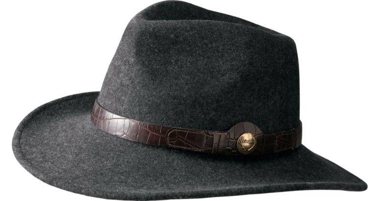 Outback Trading Stillwater Wool Hat- Men's