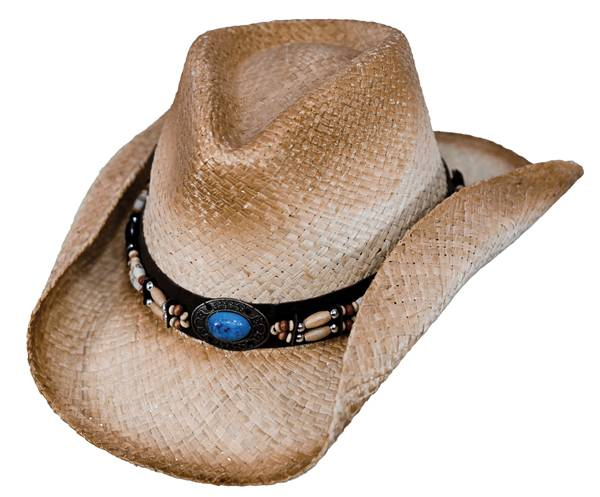 Outback Trading Socorro Straw Hat- Ladies
