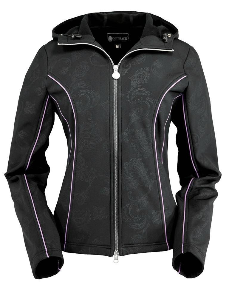 Outback Trading Ladies' Ink Softshell Jacket