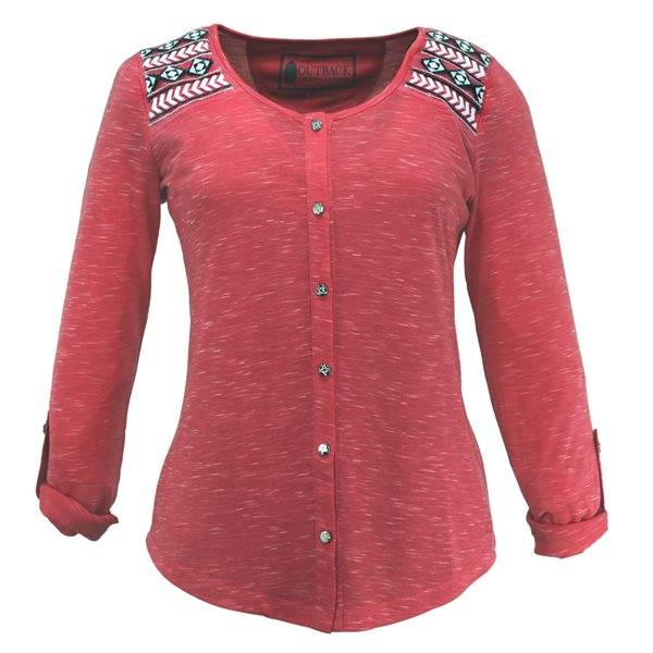 Outback Trading Ladies' Carla Tee