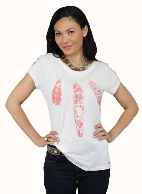 Outback Trading Archer Tee- Ladies